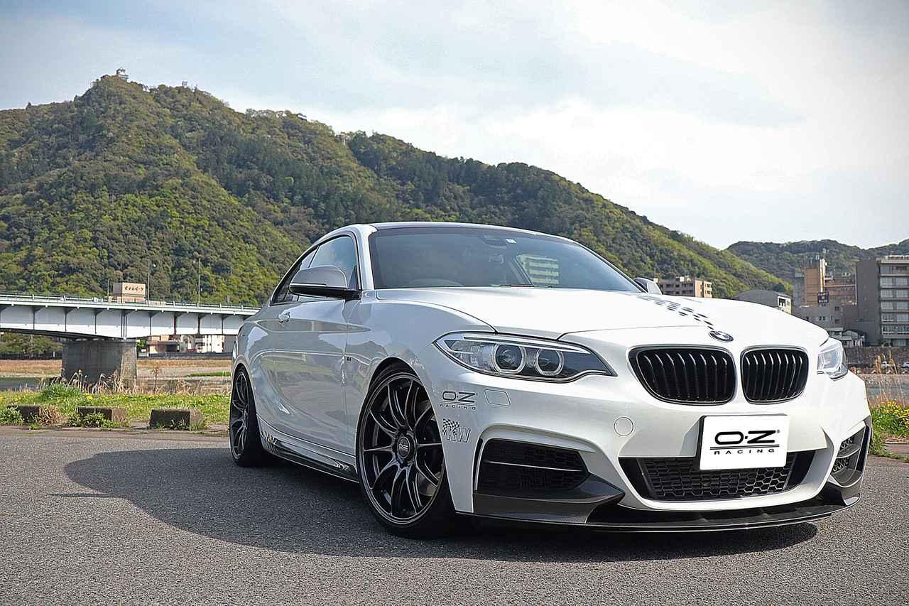 【商品情報】HyperGT HLT × BMW 235i